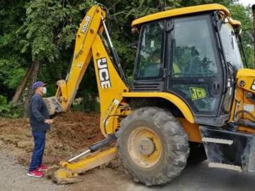Adelantan trabajos de cambio de tuberías de agua potable