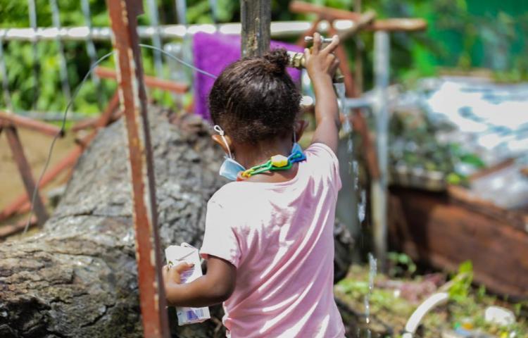 Panamá tiene 98 corregimientos con alto porcentajes de pobreza