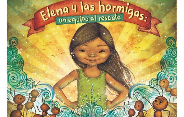 Lanzan libro de cuento sobre el liderazgo de las niñas