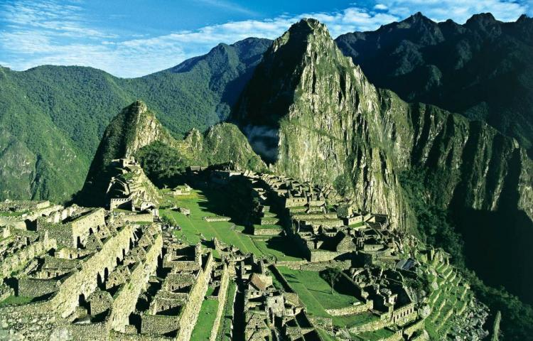 Japonés logra conocer Macchu Picchu tras vararse en Cusco por la pandemia