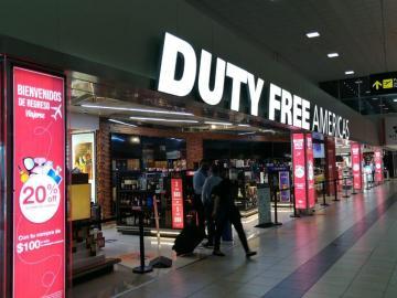 Así está el movimiento en el Aeropuerto Internacional de Tocumen