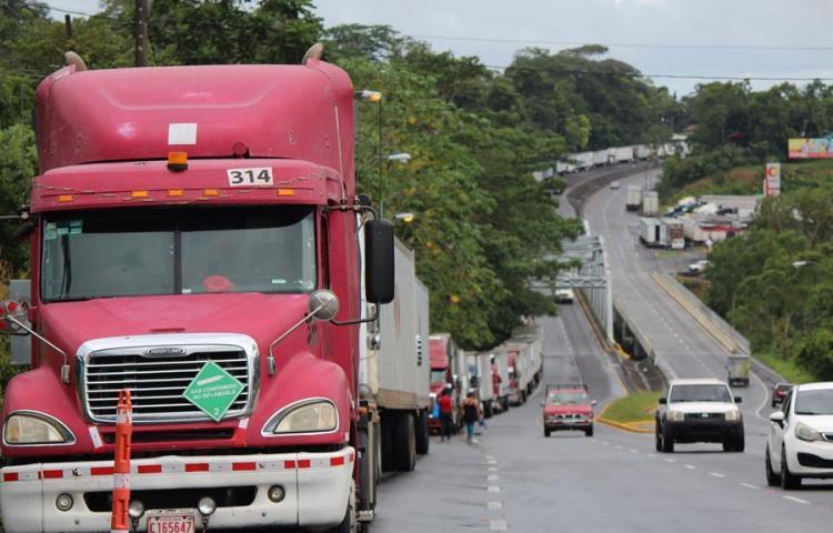 Peligran insumos contra la COVID-19 para Centroamérica por el bloqueo en Costa Rica