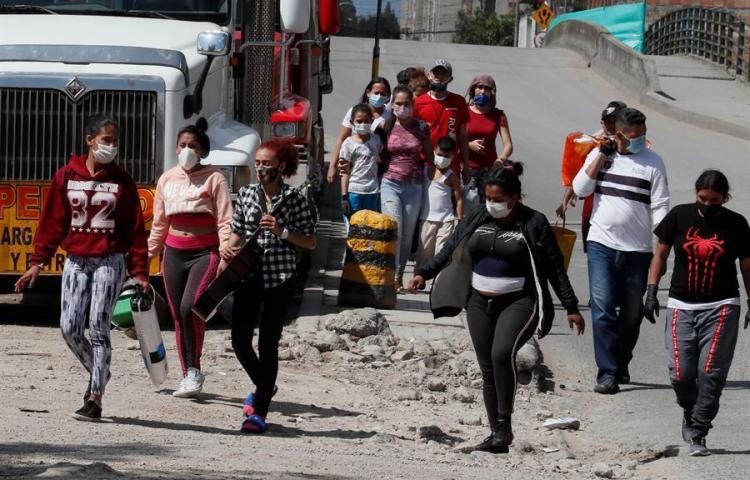 10 días de protestas contra el FMI — Costa Rica