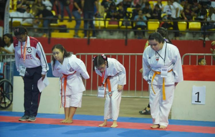 Panamá es sede de torneo internacional de karate inclusivo