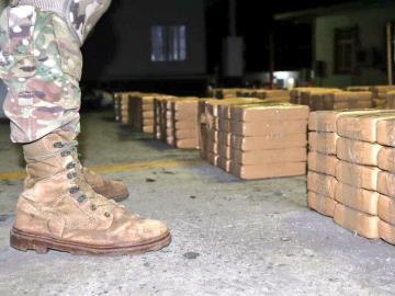 Más de 50 mil paquetes de droga han decomisado este año