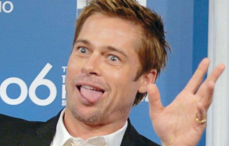La novia de Brad Pitt no quiere juegos