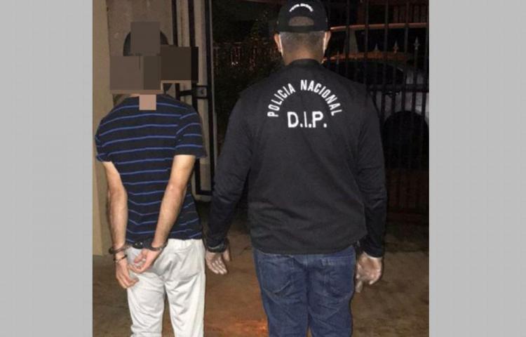 Dulces preñados con droga en Chiriquí