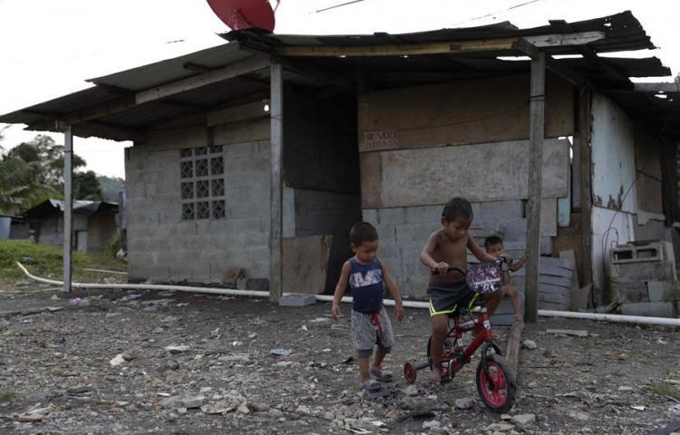 En Panamá, 264.000 niños de 0 a 5 años viven en pobreza multidimensional