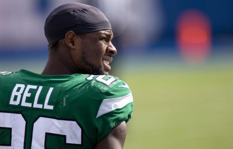Los Jets liberan a Le'Veon Bell por no encontrarle equipo