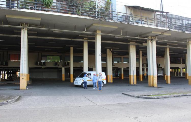 'Hisopado Express', en San Miguelito se traslada de lugar