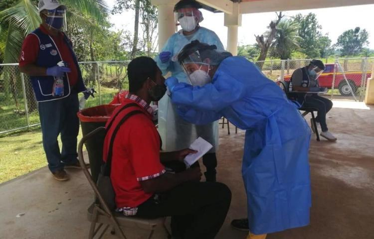 Panamá registra 11 nuevas muertes por covid-19
