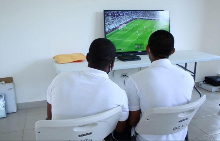 Más de 370 jóvenes en conflicto con la ley compiten en torneo de videojuegos