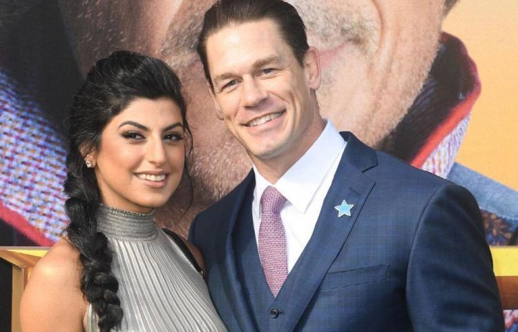 John Cena y su novia se casaron en secreto