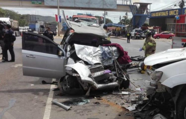 Van 199 fallecidos por accidentes