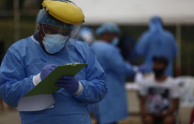 Panamá supera los 124 mil enfermos por covid-19 y 2,557 víctimas
