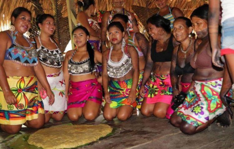 Comunidad Emberá busca convertirse en un destino turístico cultural
