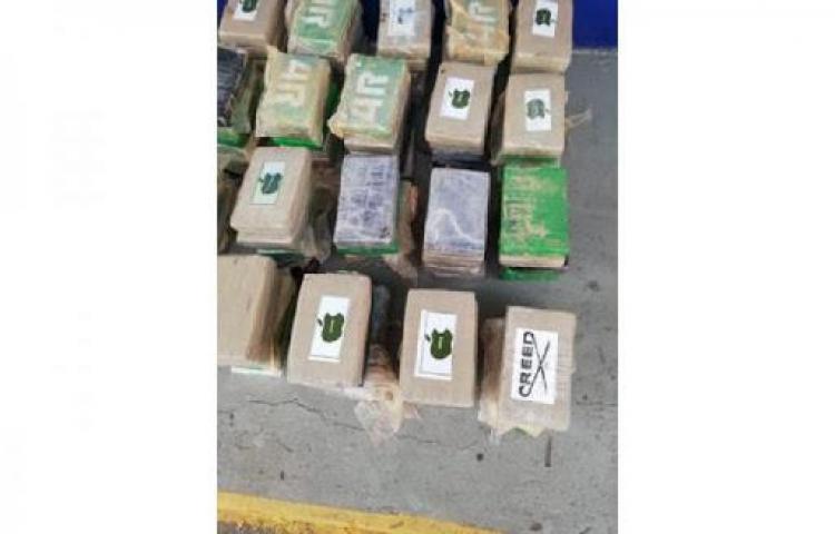 Detenido exdirector de televisión paraguaya en mayor incautación de cocaína