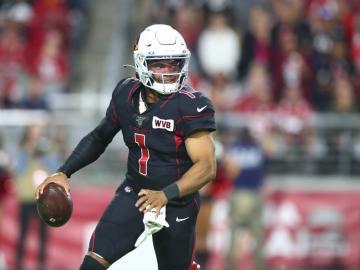 Kyler Murray regresa a Texas líder de Cardinals y les da el triunfo
