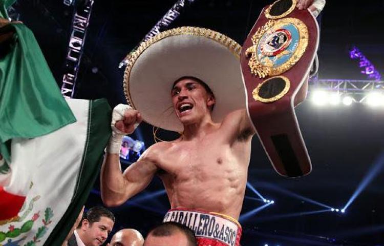 El 'Gallo' Estrada defenderá título ante Cuadras