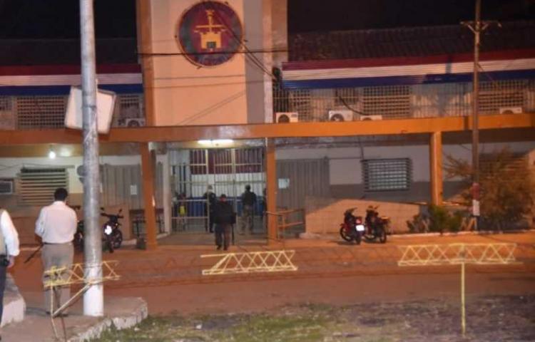 Hallan laboratorio casero de cocaína en la mayor prisión de Paraguay