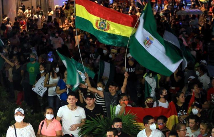 El recuento final confirma a Arce como ganador de las elecciones en Bolivia