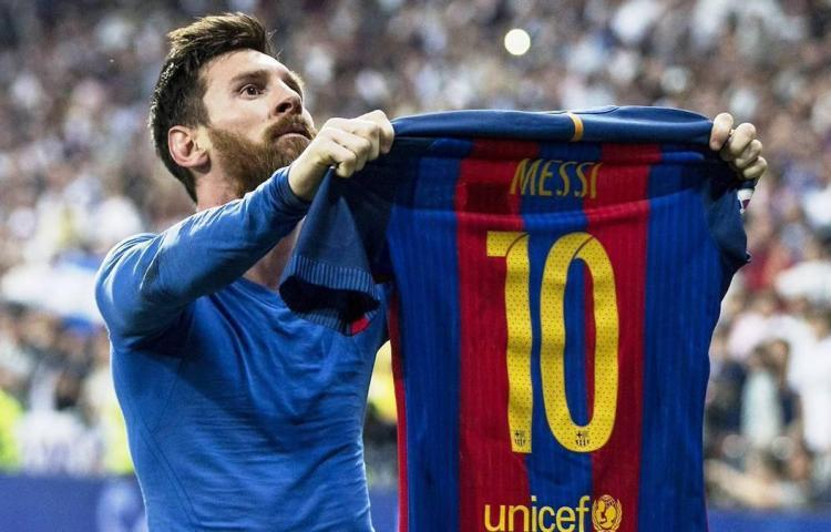 Messi, a reencontrarse con el gol en un clásico