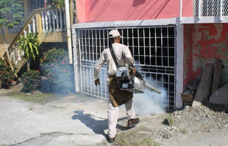 San Miguelito ocupa la quinta posición en casos de dengue