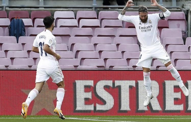 Ramos y Modric certifican la victoria madridista