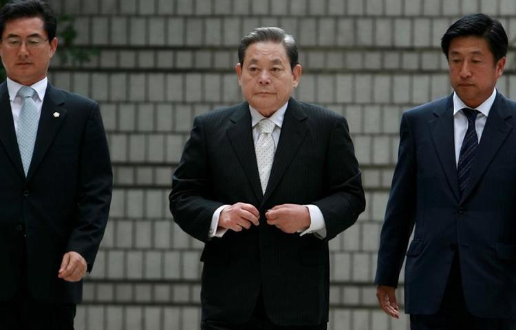 Muere Lee Kun-hee, el empresario que hizo de Samsung un gigante multinacional