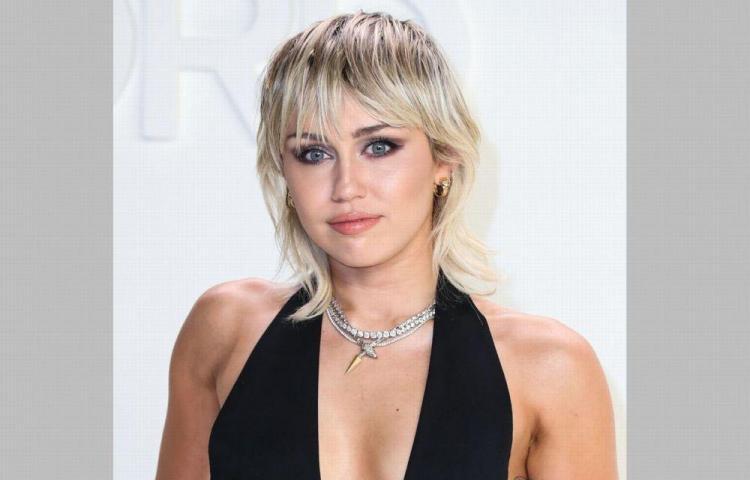 Miley Cyrus afirmó que fue perseguida por 'una especie de ovni'