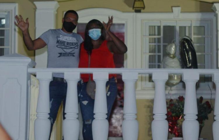 Chantal y José ya están instalados en su hogar