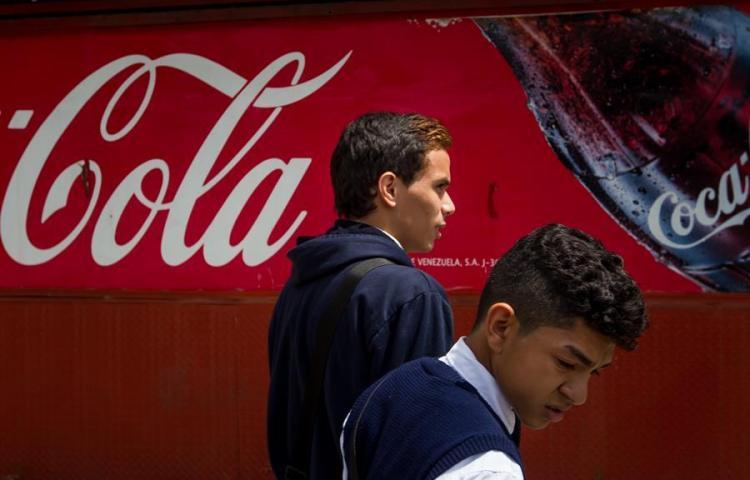 Coca-Cola gana 6.291 millones de dólares hasta septiembre, un 9 % menos