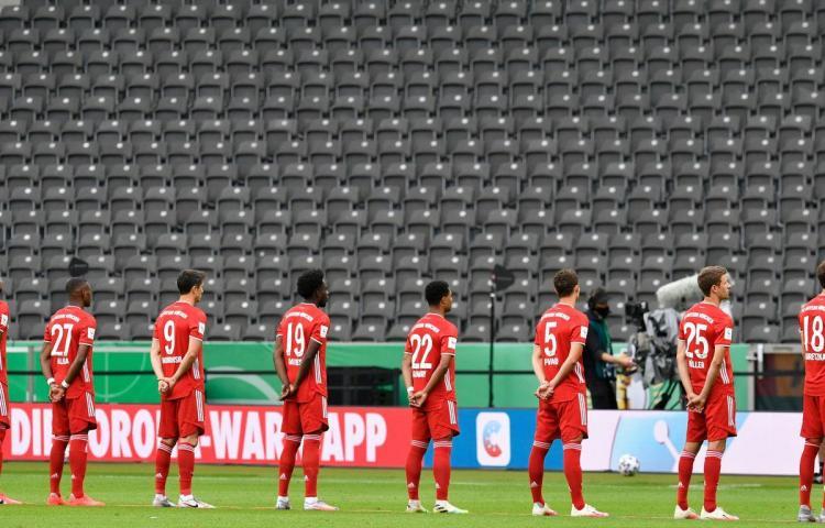 Alemania vuelve al fútbol sin público en noviembre