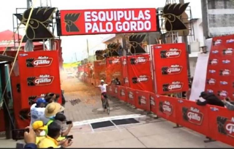 Chapines López y Guamá terminan primero y segundo en la Vuelta a Guatemala