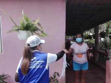 Panamá registra825 casos positivos nuevos de covid-19