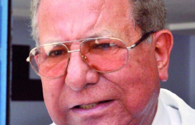 Este jueves falleció el exdiputado Rogelio Baruco