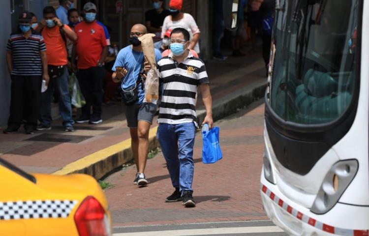 Panamá reporta 15 nuevas defunciones por la covid-19