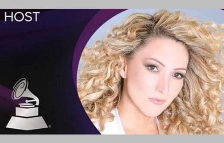 Erika Ender será conductora en los Latin Grammy 2020