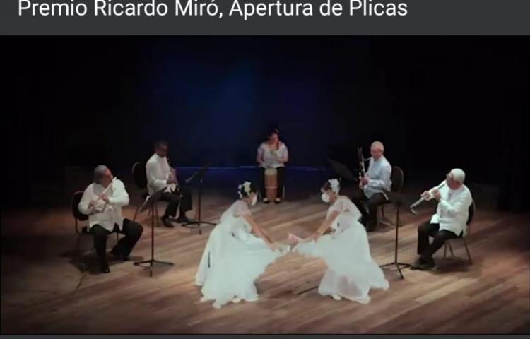 """Conozca los cinco ganadores del """"Premio Nacional de Literatura Ricardo Miró 2020"""""""