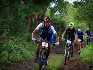 Circuito exigente en el nuevo Gamboa Bike Park de MTB