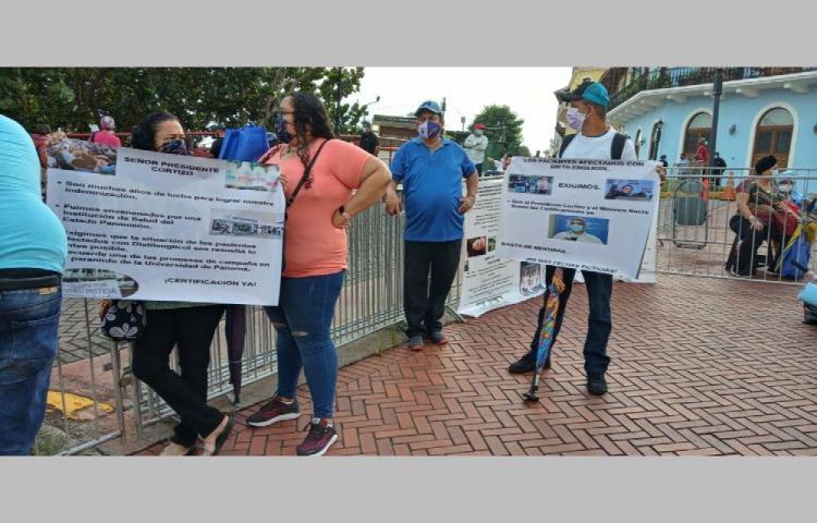 Se inició la entrega de certificaciones a víctimas de dietilenglicol
