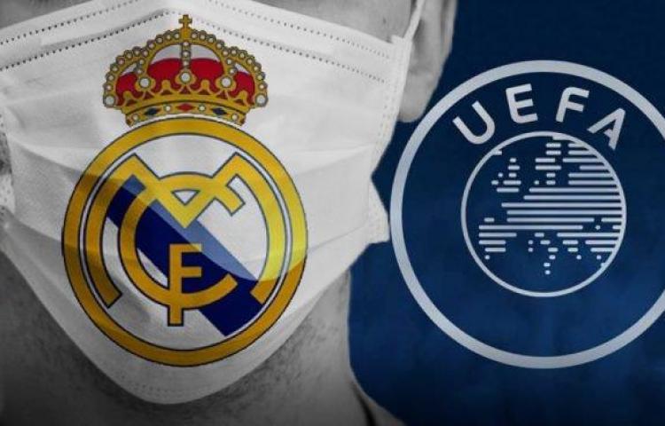 Real Madrid, pendiente de un positivo de coronavirus no concluyente