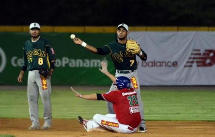 Chiriquí remonta a Bocas y se coloca a un juego para ser el campeón