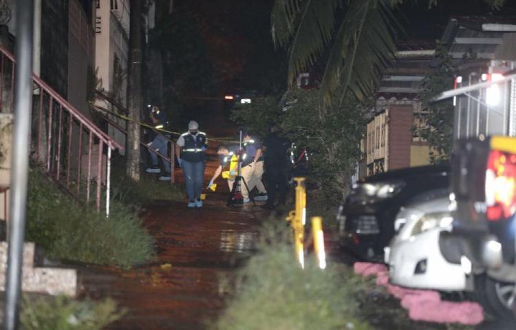 Dos imputados por un asesinato en Santa Librada
