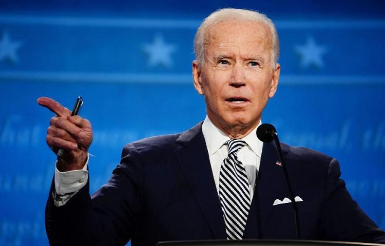 Cortizo ya se cambió para la esquina de Biden y hasta lo felicitó