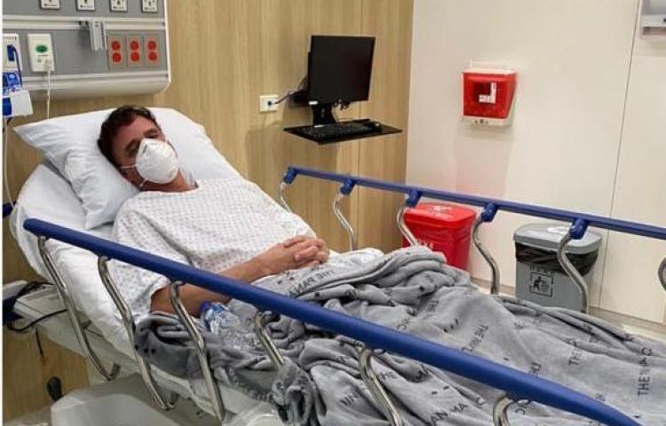 Piden oración por la salud del contralor Gerardo Solís