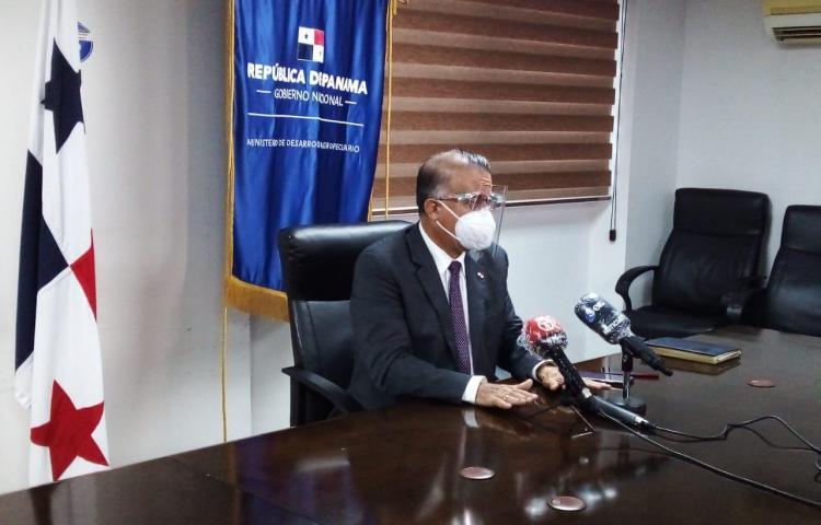 Comisión de Presupuesto aprueba traslado de partida al MIDA por 28.4 millones
