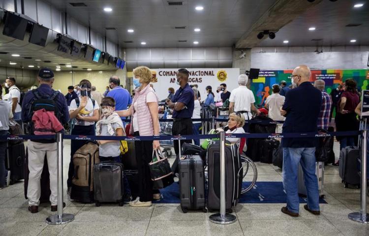 Venezuela reapertura sus vuelos a Panamá