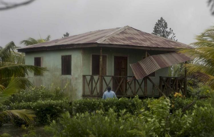 Cinco razones que hacen al huracán Iota más temible que el Eta en Nicaragua