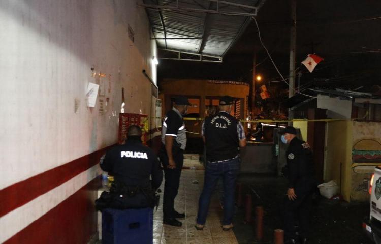Cabecilla de una pandilla fue acribillado en Tocumen